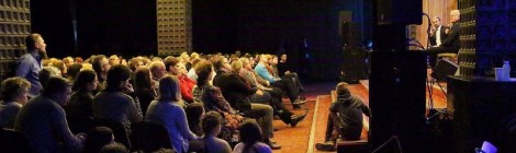 Bill Hybels in Vilnius
